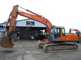 used hitachi excavators for sale in bc