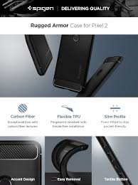 Kindle Paperwhite Rugged Case Amazon Com Spigen Rugged Armor Google Pixel 2 Case With Resilient
