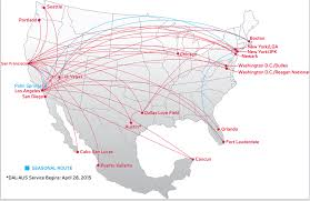 Swa Route Map How To Earn And Use Virgin America Points Part 1 Introduction