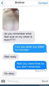 Best 25 Text Message Meme - best 25 siblings funny ideas on pinterest siblings sibling