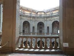 cortile palazzo farnese verso il cortile interno picture of palazzo farnese caprarola