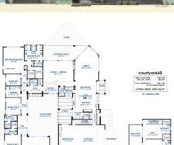 courtyard house plan calmly luxury courtyard houseplan custom courtyard luxury house