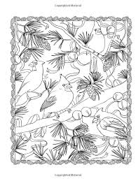 102 doodle pages christmas images coloring