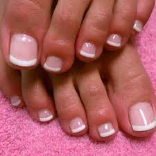 best 25 french manicure toes ideas on pinterest french pedicure