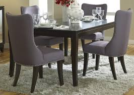 Upholstered Parsons Dining Room Chairs Top Padded Dining Room Chairs Interesting Upholstered Parsons File