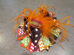 thanksgiving hair bows 1046 best hair bows images on hairbows crowns and flowers