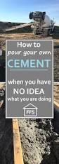 How Much Does It Cost To Pour A Basement by Best 25 Concrete Footings Ideas Only On Pinterest Deck Footings