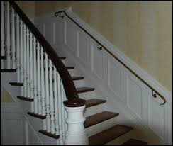 Banister Handrail Stair Banister Designs Stairs Wood Balusters Stained Glass Rustic