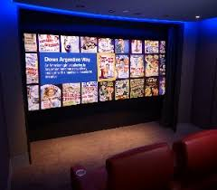 home theater design nyc kalomirakis builds the biggest little home theater in new york