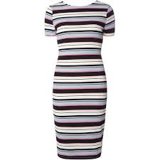 Black And White Striped Bodycon Dress Best 25 Multi Coloured Bodycon Dresses Ideas On Pinterest Icra