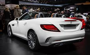 2017 mercedes benz slc class photos and info u2013 news u2013 car and driver
