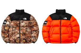 supreme and the north face team up for fall winter 2016 collection