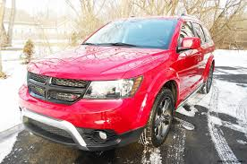 Dodge Journey Gas Mileage - hawkeye drives 2016 dodge journey crossroad plus awd review