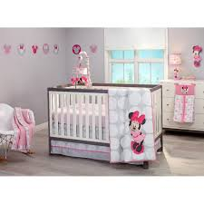 Toys R Us Crib Bedding Sets Disney Baby Minnie Mouse Polka Dots 4 Crib Bedding Set