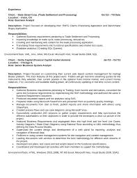 Business Analyst Roles And Responsibilities Resume Quantitative Research Analyst Resume Qualitative Research