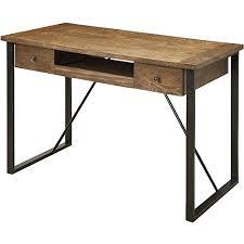 coaster fine furniture writing desk cdecor poe industrial style computer desk anthropologie home