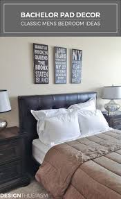 Manly Bed Frames by Bedroom Best Mens Bedroom Decor Ideas On Pinterest For Men
