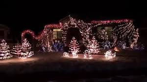 christmas tree street salt lake city utah youtube