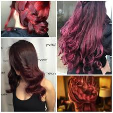 Trendy Colors 2017 Maroon Hair Color Ideas For 2017 New Hair Color Ideas U0026 Trends