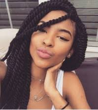 hairstyles for block braids 40 big box braids styles herinterest com