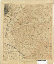 Map Of Tennessee And Georgia by