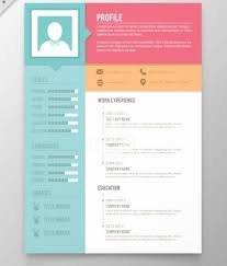 awesome resume template design resume template gentileforda