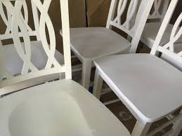 determined diy what i learned from painting a kitchen table white