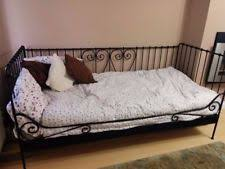 Ikea Metal Daybed Ikea Metal Daybed Beds Mattresses Ebay