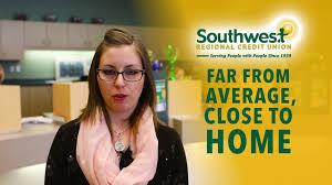 Credit Union Examiner Forum Why Choose Southwest Regional Credit Union