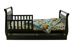 Toddler Bed Frame With Storage Dream On Me Sleigh Toddler Bed W Storage Drawer