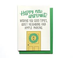 Invitation Card For Housewarming Happy New Apartment Card Funny Housewarming Card Funny