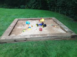 how to make a sand pit youtube