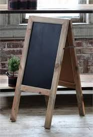 rustic table top easel wood easel sign holder wedding sign