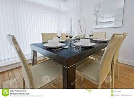 fancy dining table set up dining room table settings photo of well