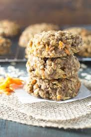 carrot cake breakfast cookies kristine u0027s kitchen