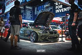 a detailed media gallery from the 2017 sema show