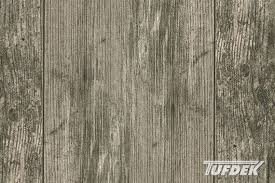 what color of vinyl plank flooring goes with honey oak cabinets rustic vinyl plank decking designer series by tufdek