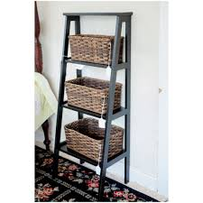 Bathroom Ladder Shelf by Wall Ladder Shelf Ikea Ehemco 5 Tier Bookcase Shelf Ladder Target