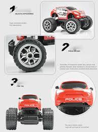 toy bigfoot monster truck rc car 4ch bigfoot car raptor cross country racing car remote
