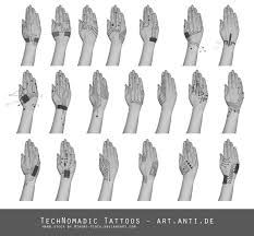 technomadic tattoos by art anti de on deviantart