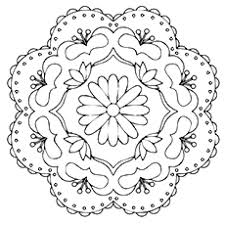Rangoli Coloring Page 10 Free Printable Pages For Your Little One 0