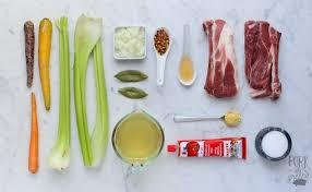 country style pork rib stew