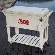 Serving Station Patio Cabinet Serving Carts U0026 Coolers Walmart Com