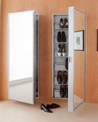 Tall Shoe Cabinet With Doors by Shoe Cabinet Furniture Foter