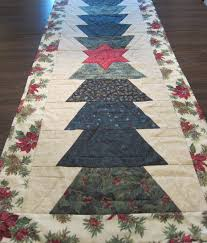 gold star table runner christmas trees table runners page two christmas wikii