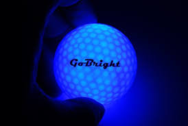 light up golf balls other sports fitness gobright blue led light up golf balls