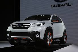 subaru viziv 7 subaru impreza 5 door viziv suv concepts headed for tokyo debut