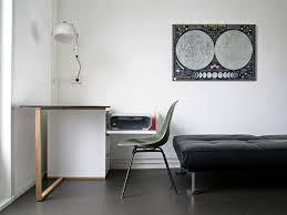 minimalist desk design compact minimalist desk yanko design