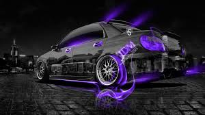 subaru hawkeye wallpaper subaru impreza wrx sti purple fire crystal car hd wallpapers
