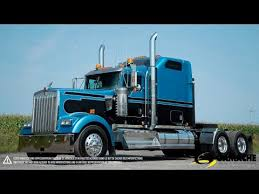 kenworth w900l trucks for sale 2011 kenworth w900l truck for sale youtube